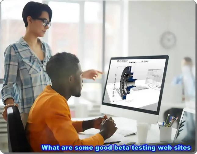 beta testing web sites