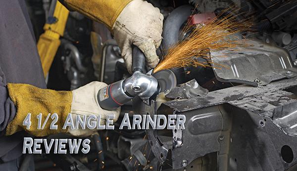 4 1/2 angle grinder reviews
