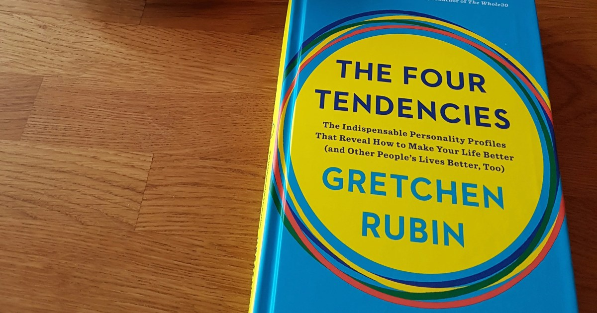 cover of the four tendencies book