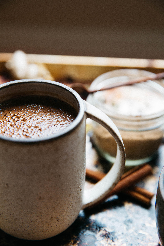 Rooibus Chai Latte