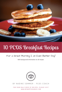 Pancakes PCOS Recipes