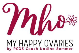 Logo PCOS Coach Nadine Sommer