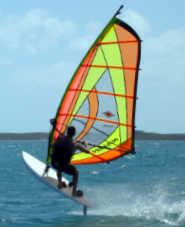 Windsurf Harbour Island