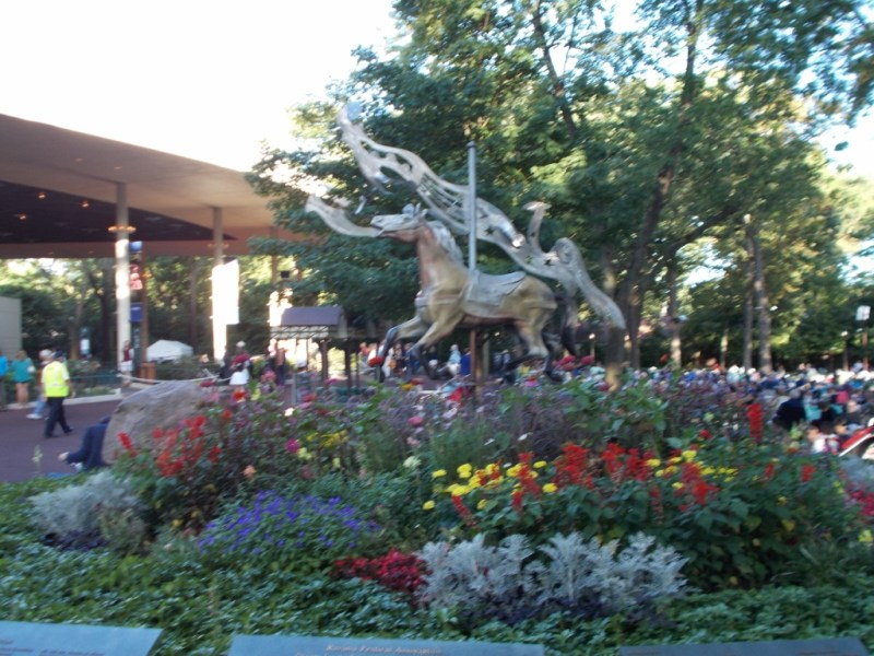 Ravinia Sculpture and Garden