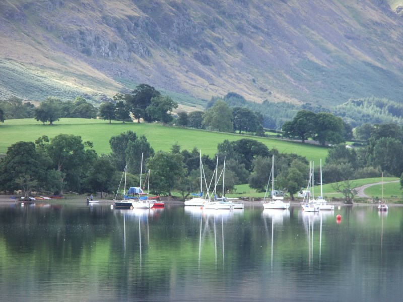 Carrie, AED Student Advisor, visited England in September, 2013. She visited Ullswater as she hiked through the Lake District in the northwest corner of England.