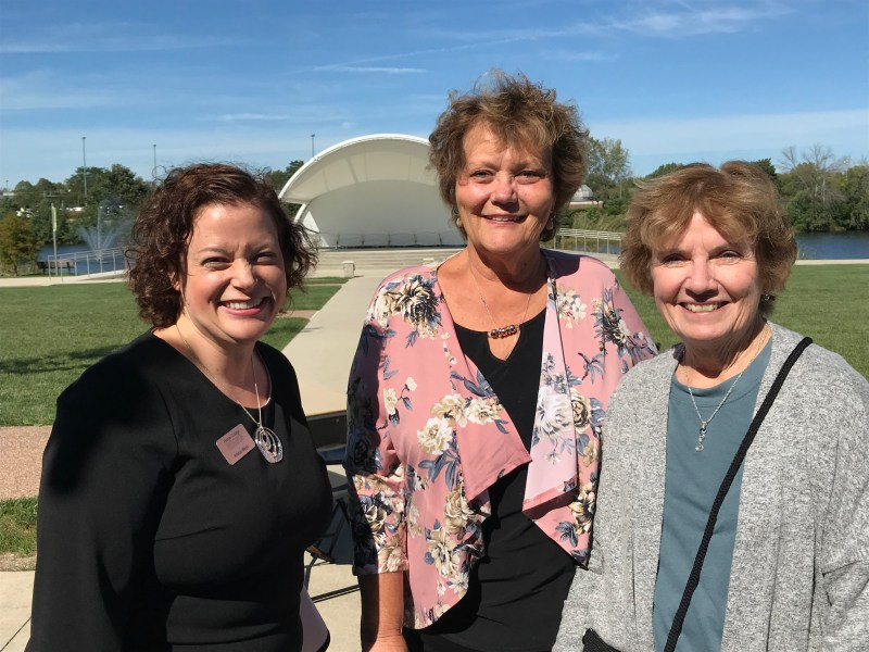9/26/19 Kristyn Meyer, Mgr, Annual Giving & Events, Judy L. &Sharyn S.