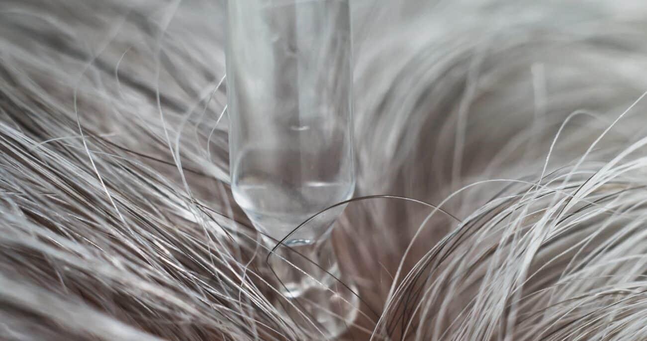 hair growth oil for men on scalp