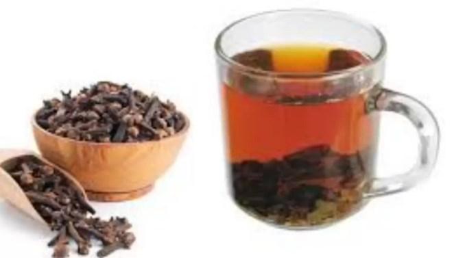 Cloves tea