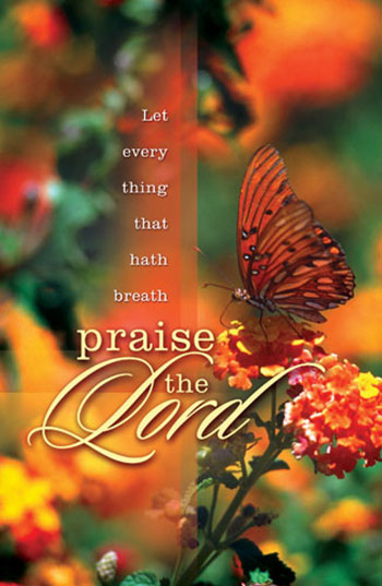 Fall Wallpaper Note Praise The Lord Bulletin My Healthy Church 174