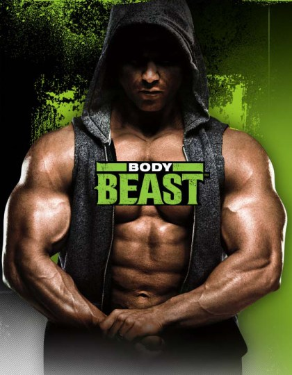 Body Beast The Book of the Beast