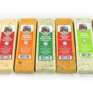 Farmers Market Wisconsin Specialty Cheese Blocks 7oz each (7 blocks)