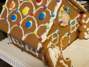 gingerbread houses are full of bad sugar