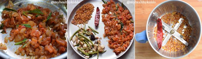 How to make pirandai chutney step-9