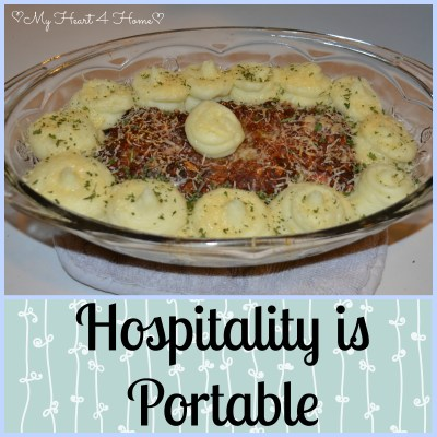 Hospitality is Portable