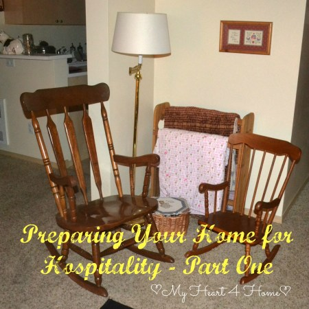 Preparing Your Home for Hospitality