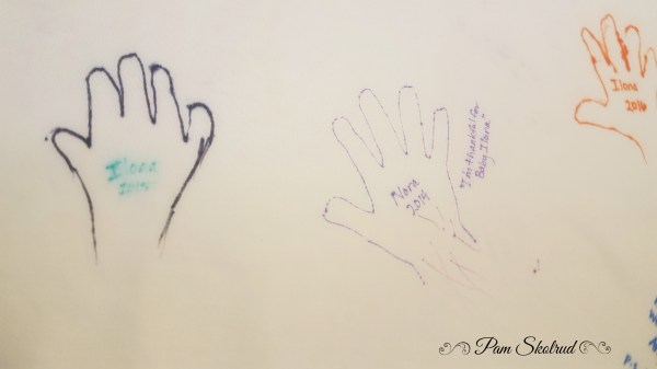 25-if-you-are-too-small-to-write-a-message-we-trace-your-handprint