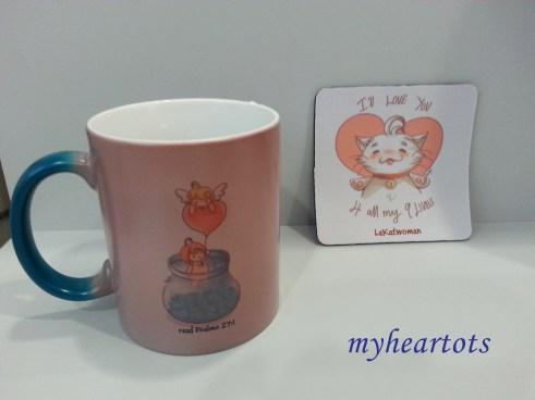 cup & coaster