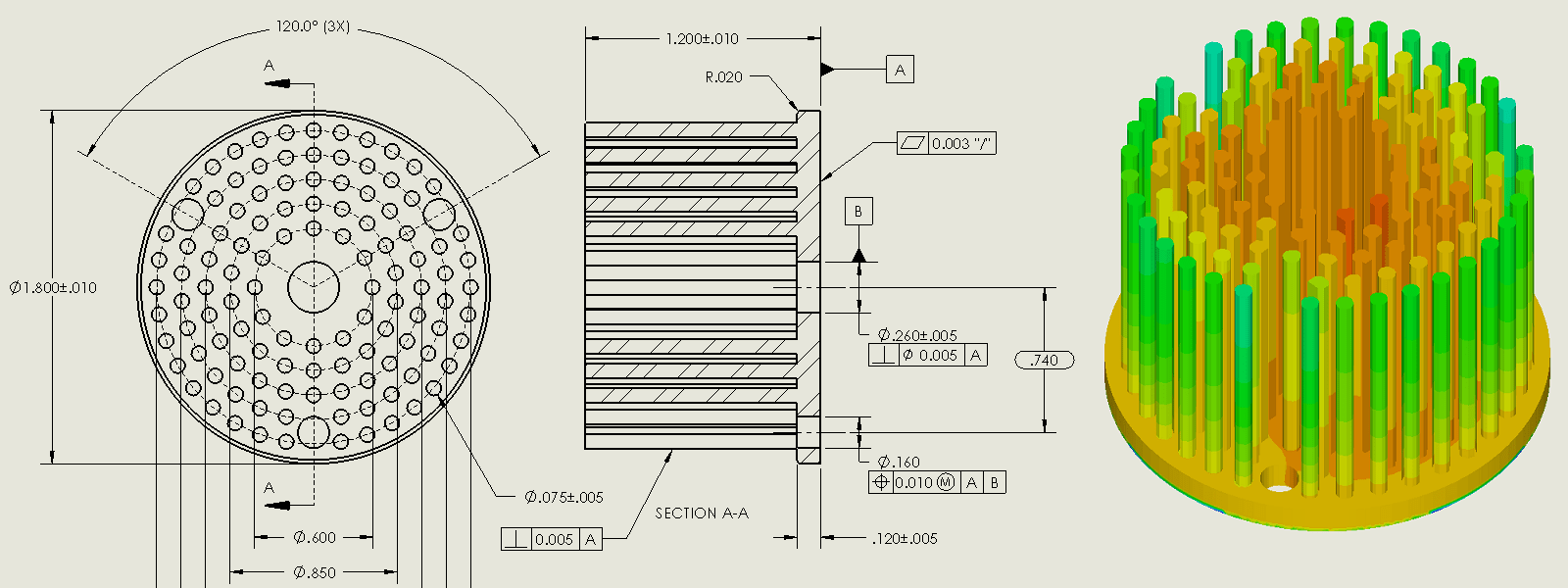 heat sink thermal design assistance