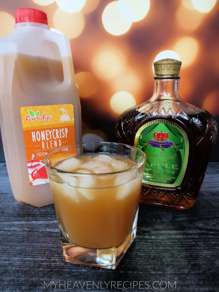 Crown Royal Apple Envy - A Delicious, Apple Flavored