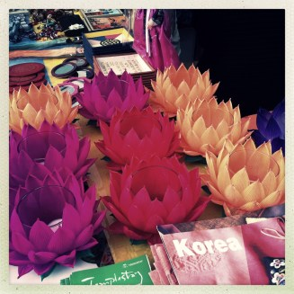 Flowers from korea