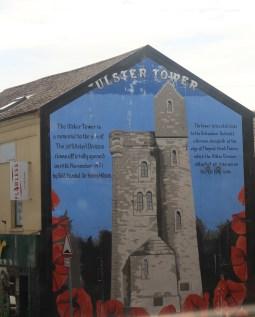 Belfast Wall -3
