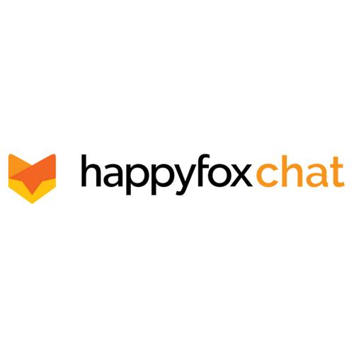 Happy Fox Chat Logo