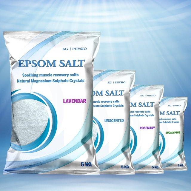 KG Physio Epsom Salt