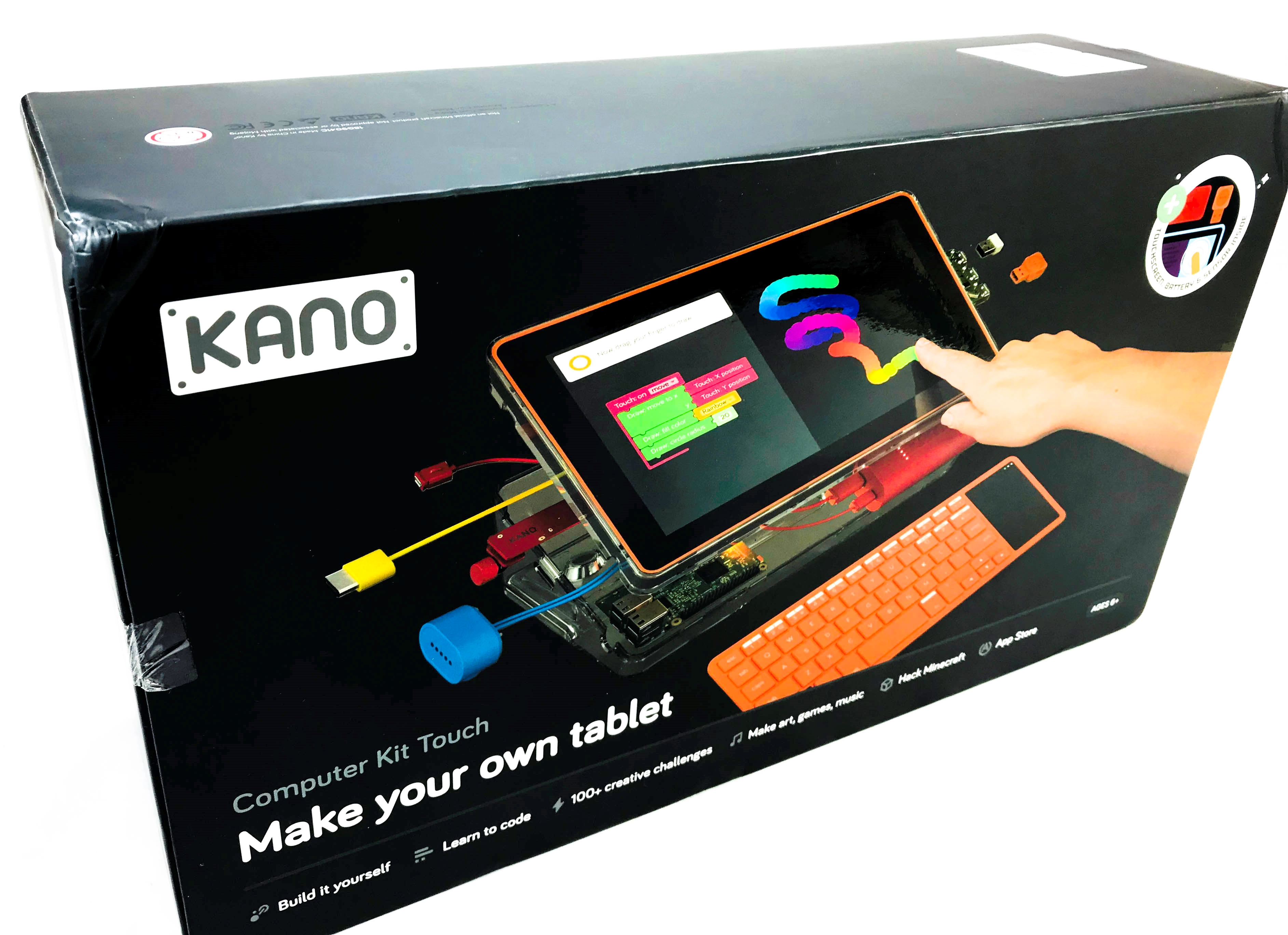 Kano Computer Kit Touch | My Helpful Hints | Honest Reviews