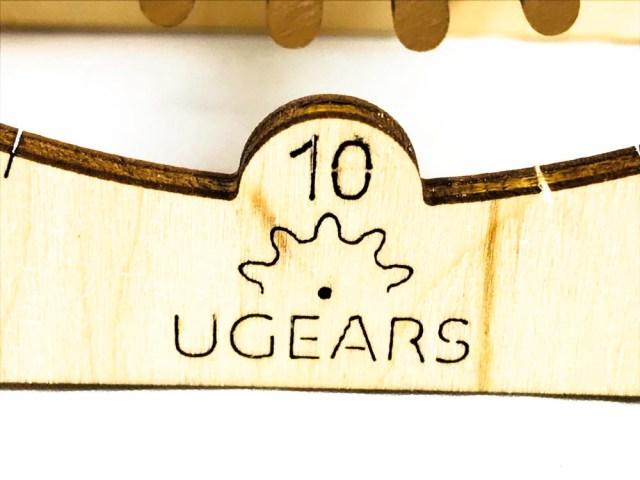 UGears Chronograph