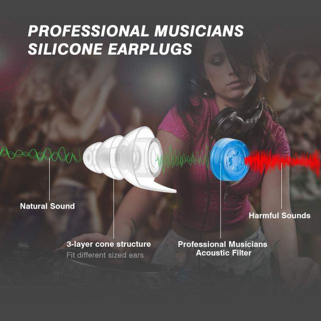 Hearprotek Earplugs