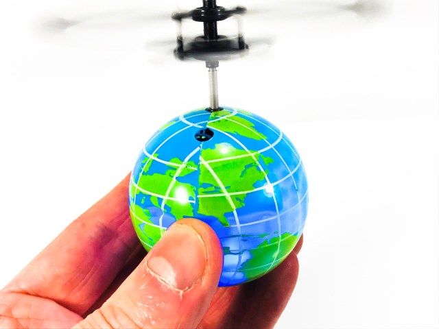 FPVRC Flying Ball Toy