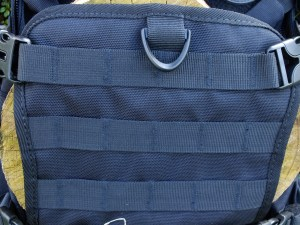 The BP20 MOLLE panel