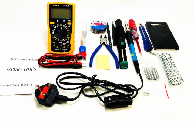 SREMTCH Soldering Iron Kit