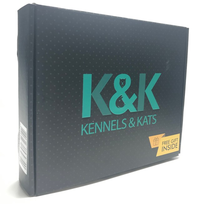 Kennels & Kats Grooming Gloves