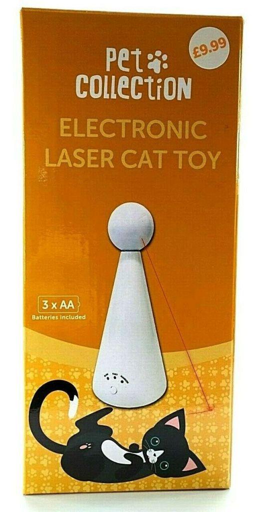Aldi Laser Cat Toy