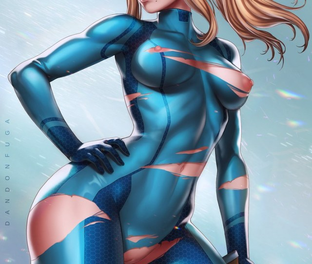 Samus Aran Is The Main Heroine Of The Metroid Games Series In The Assembly There Are More Than 300 Animations The Cartoon Takes Off To The Following