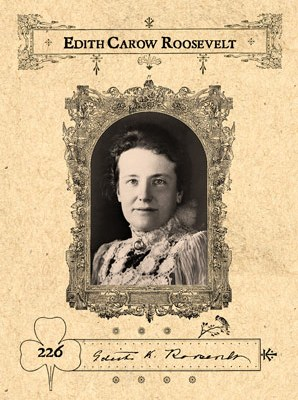 Edith Carow Roosevelt