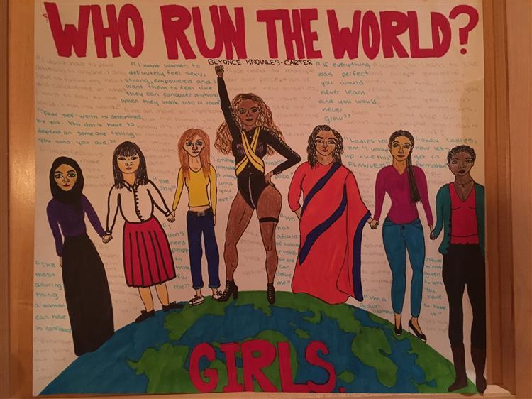 Who Run The World? Girls. | Who Run The World? Girls. | MY HERO