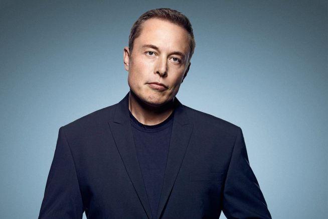 Elon Musk   MY HERO