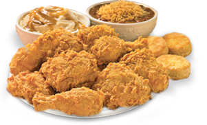 popeyes chicken louisiana kitchen meals rice bonafide beans sides items fried tenders recipe meal menu biscuits card locations specials spicy