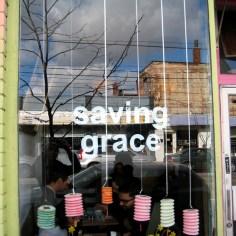 Outside Saving Grace
