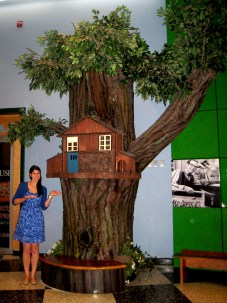 Mr. Dressup Treehouse