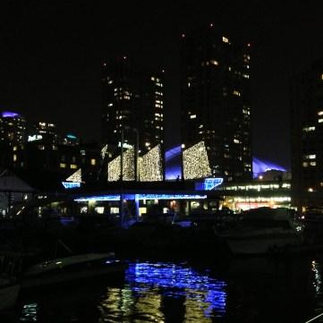 light up bridge