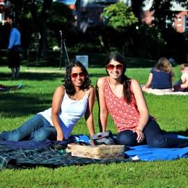 picnic buddies