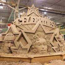 sand sculptures 1