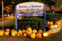 Sorauren Park Pumpkin Parade