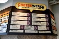 cheesewerks menu