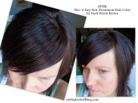 Review: Clairol Nice 'n Easy Non-Permanent Hair Color # ...