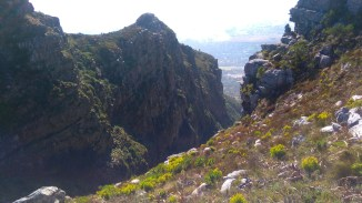 view of Knife's Edge