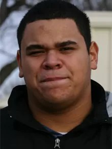 Aurora's 6-foot-6, 310 lb Andrew Rodriguez remains the only Nebraska high school class of 2010 prospect with a D-1 scholarship offer.